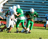 Woodsboro 7th Grade Football 2013