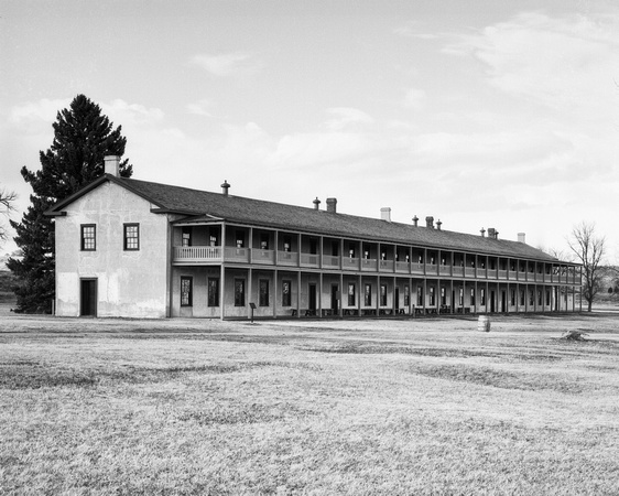 Barracks - Outside